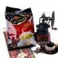 云南特产 意品速溶语儿泉茶业50条800g 特浓袋装 三合一语儿泉茶业 G7口味