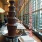 巧克力喷泉机租赁 庆典节日巧克力瀑布机租赁原料